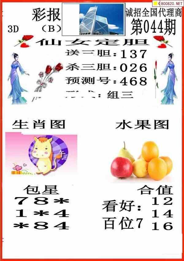 044期凤凰快报+港港彩报